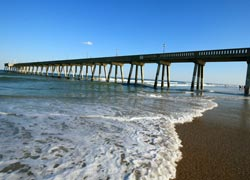 Johnnie Mercer's Pier Wrightsville Beach North Carolina