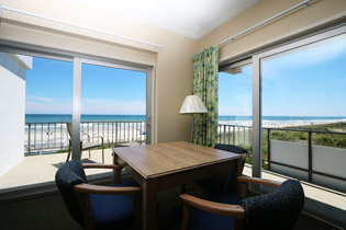 Ocean Front at Silver Gull Accommodation Wrightsville Beach - North Carolina